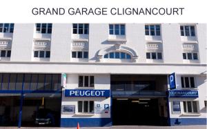 Zenpark lance le parking partag paris clignancourt - Parking porte de clignancourt paris 18 ...