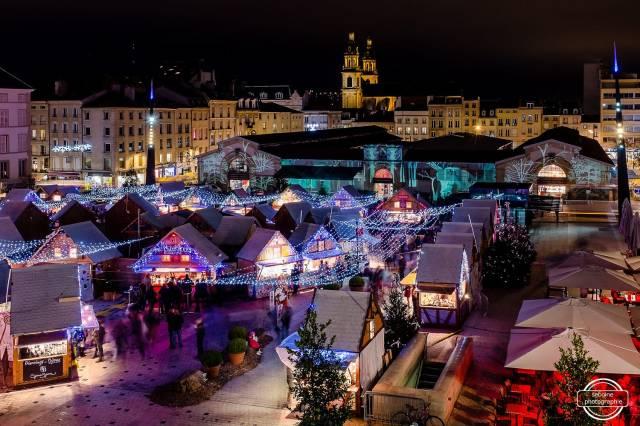 Le marché de Noël de Nancy