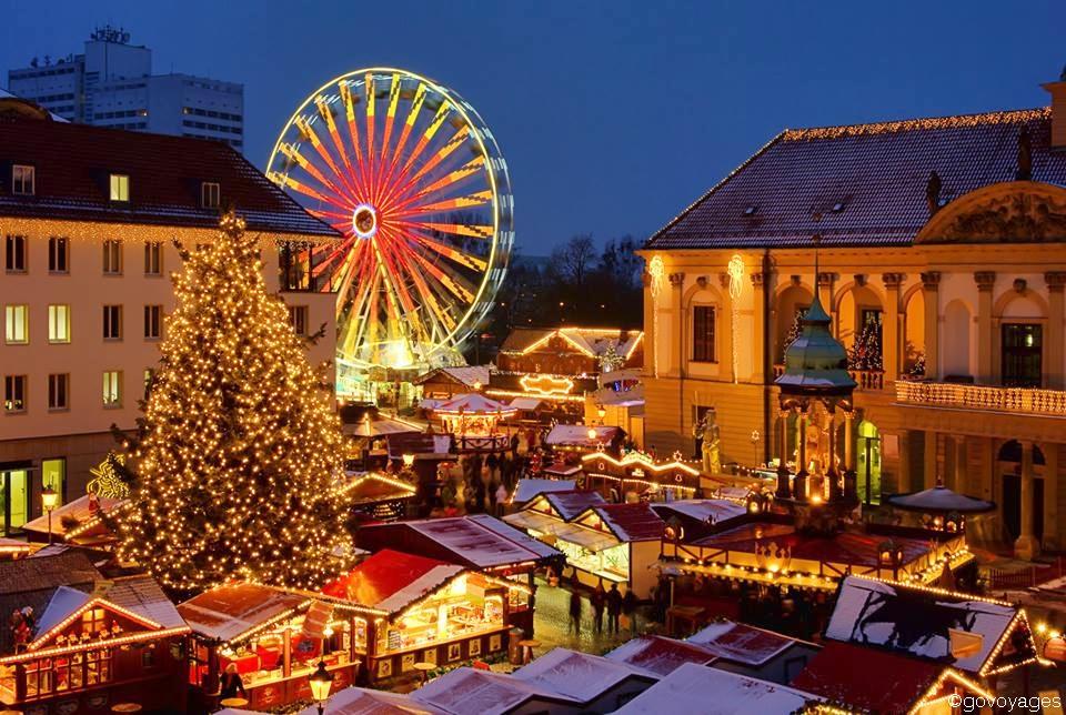Meilleurs marchés de Noël de France